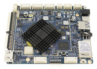 EMMc 16GB RK3399 Board Linux OS Multi - Channel USB Interface 500W Pixels